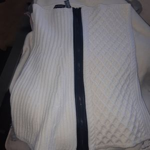 🦄 3/$25  Club Monaco wool cream neck cowl